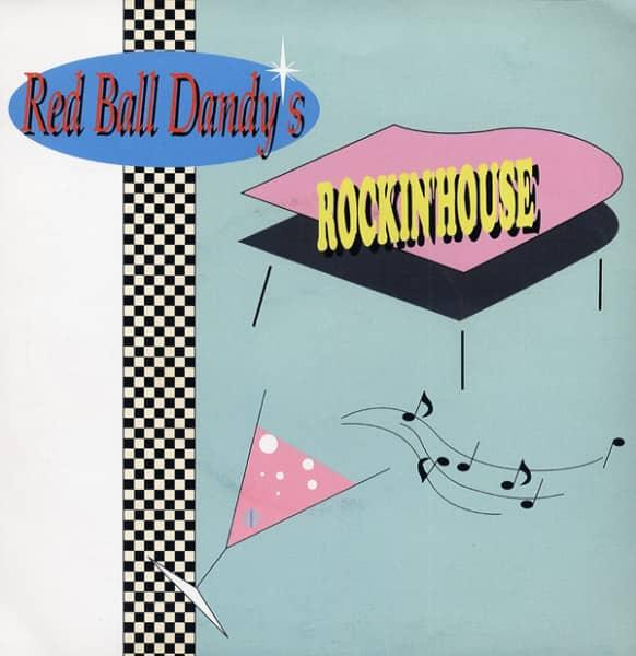 Rockin' House - Pub Rock 7inch, 45rpm