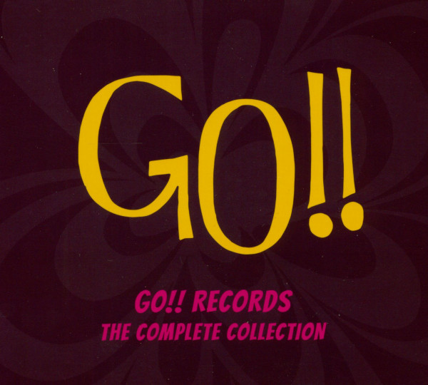 Go!! Records - The Complete Collection (4-CD)