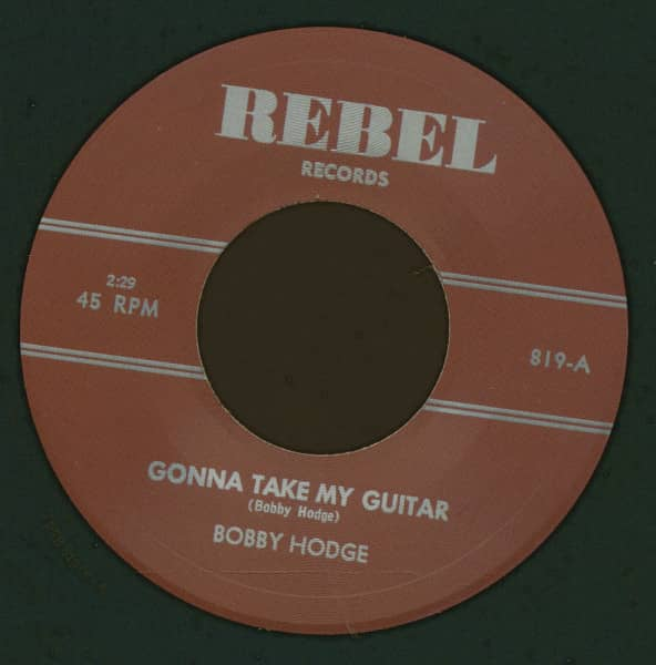 Gonna Take My Guitar - So Easy To Love (7inch, 45rpm)