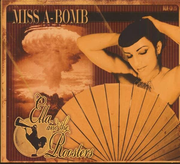 Miss A-Bomb (CD)
