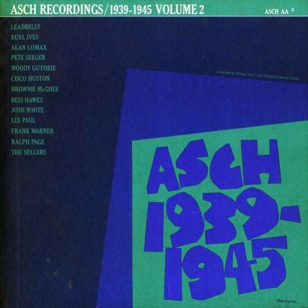 Vol.2, Asch Recordings