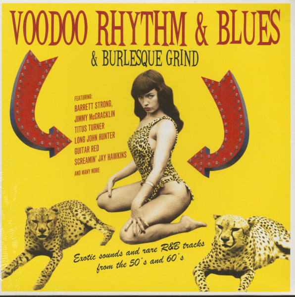 Voodoo Rhythm And Blues and Burlesque Grind (LP)