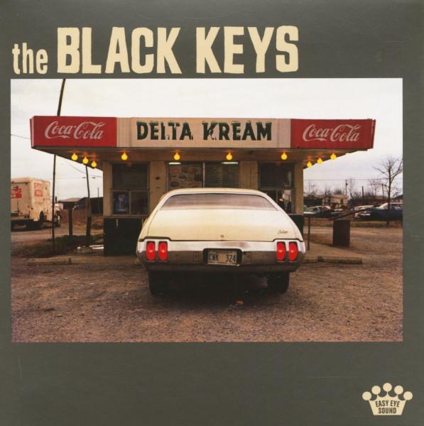 Delta Kream (CD)
