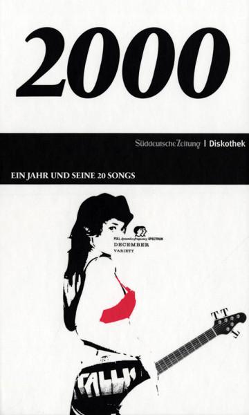 2000 - Süddeutsche Zeitung Diskothek Buch&CD