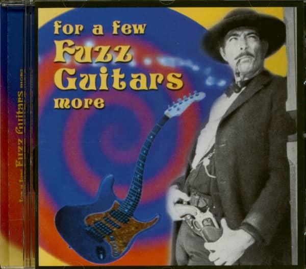 For A Few Fuzz Guitars More (CD)