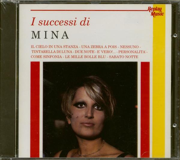 I Successi Di Mina (CD)