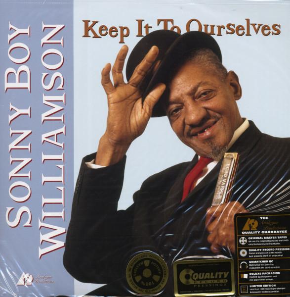 Keep It To Ourselves (LP, 45rpm, 200g Vinyl, Ltd.)