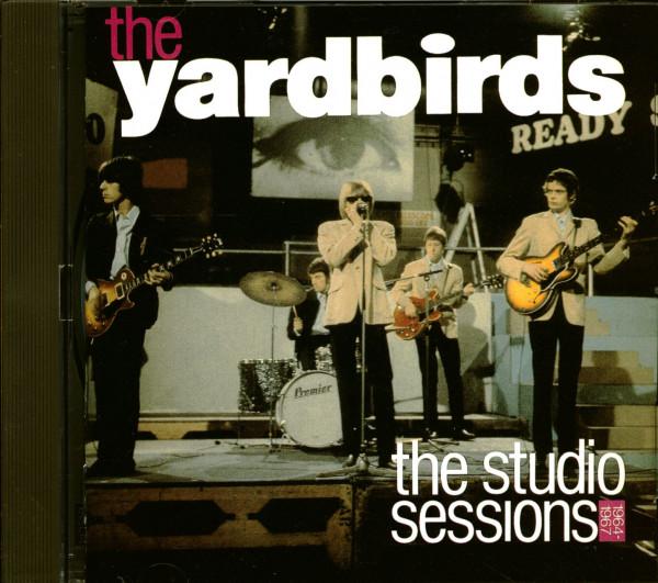 Studio Sessions 1964-67 (CD)