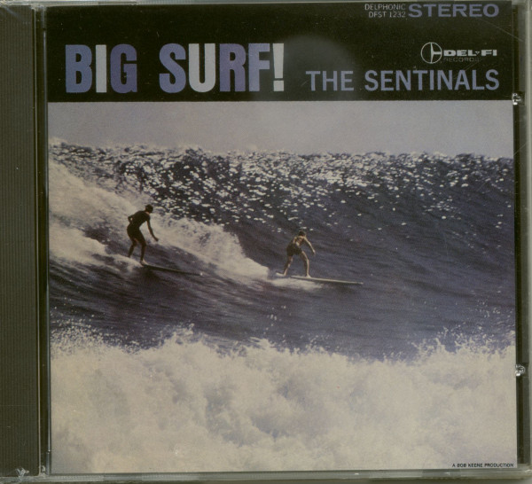 Big Surf! (CD Album)