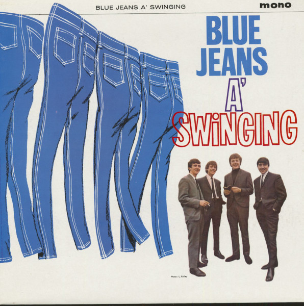 Blue Jeans A' Swinging (LP)