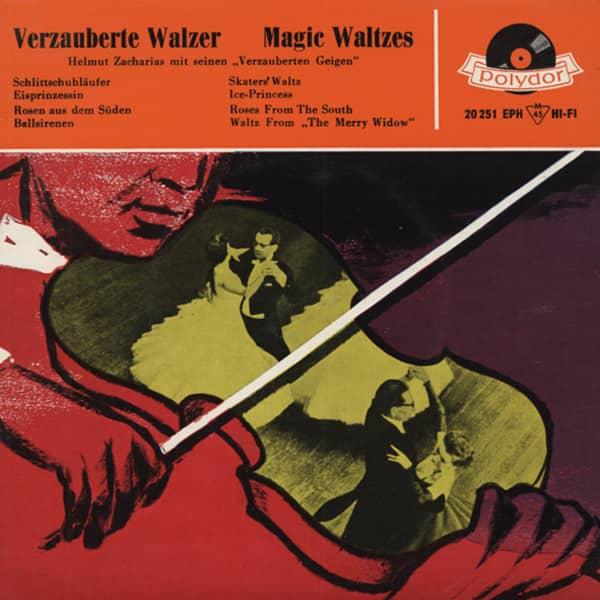 Verzauberte Walzer 7inch, 45rpm, EP, PS