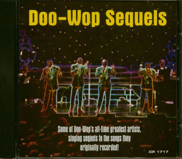 Doo-Wop Sequels - Answer Songs (CD)