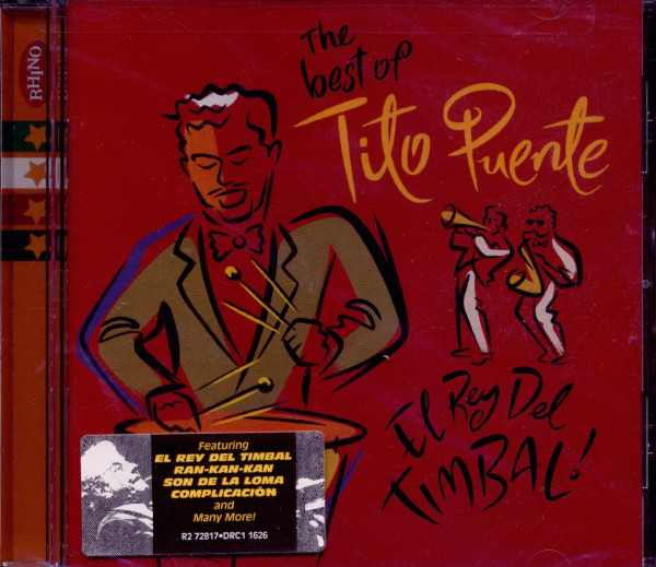 The Best Of Tito Puento (CD)