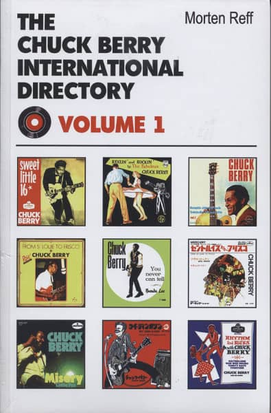 Morten Reff: International Directory Volume 1