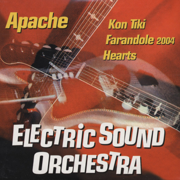 Apache - Kon Tiki - French EP
