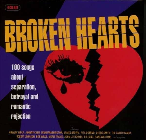Broken Hearts 4-CD