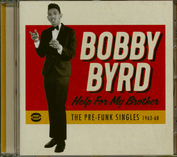 Help For My Brother - The Pre-Funk Singles 1963-68 (CD)