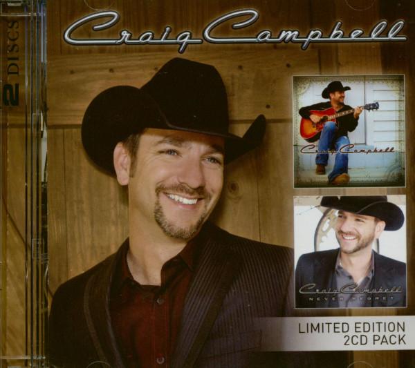 Craig Campbell - Never Regret (2-CD Albums)