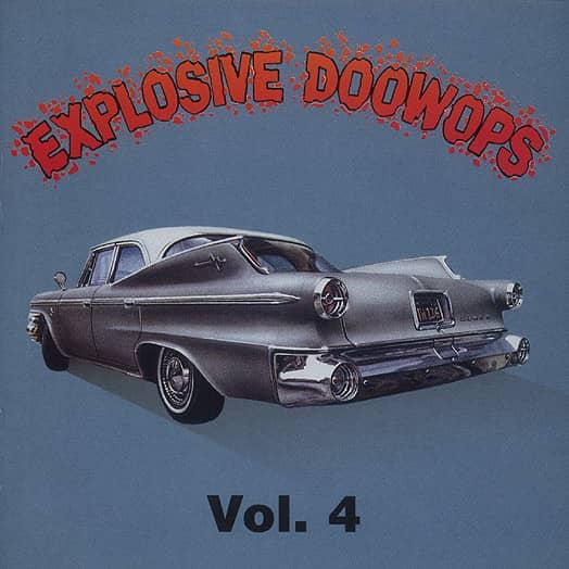 Vol.4, Explosive Doo Wop