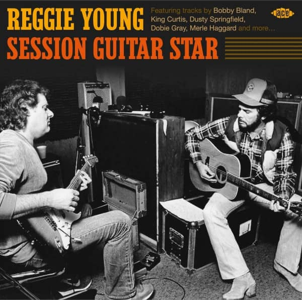 Reggie Young - Session Guitar Star (CD)