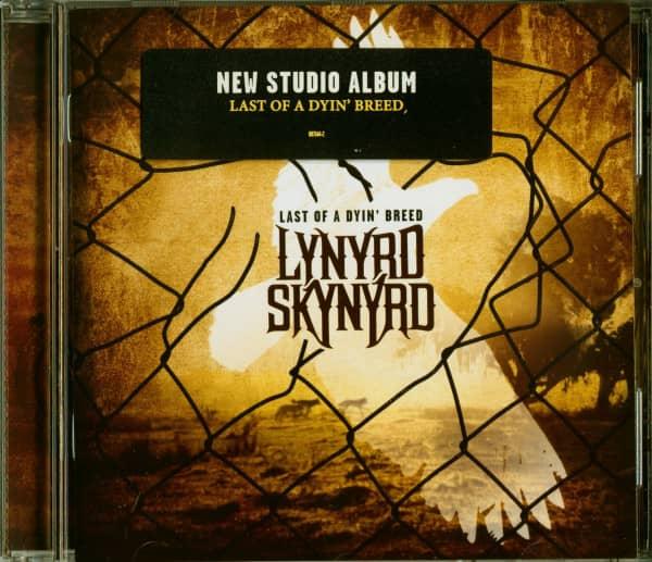 Last Of A Dyin' Breed (CD)