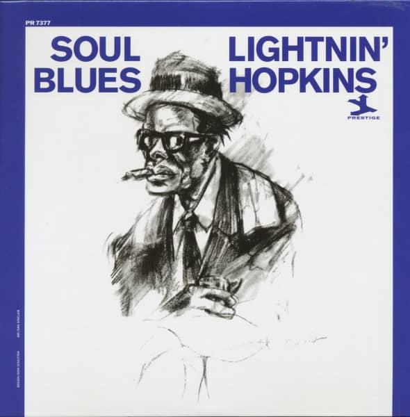 Soul Blues (LP, 180g Vinyl, Ltd.)