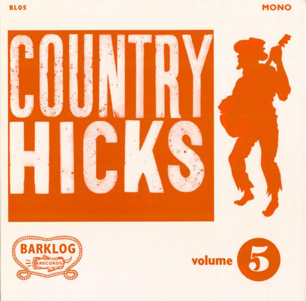 Country Hicks Vol.5 (Vinyl LP)