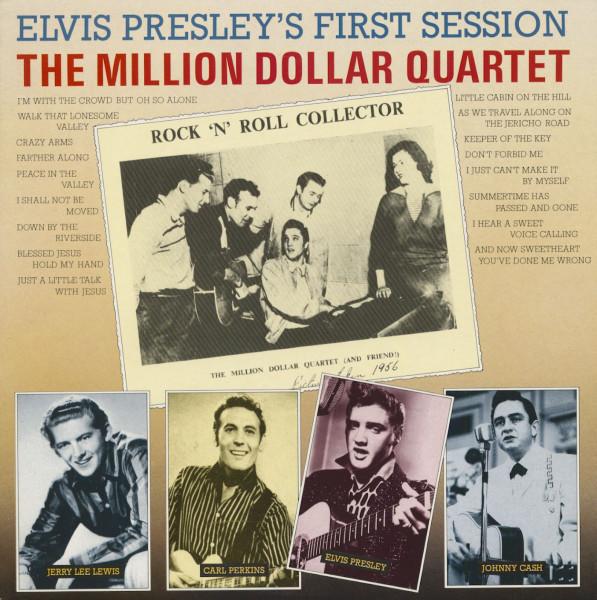 Elvis Presley's First Session (LP)