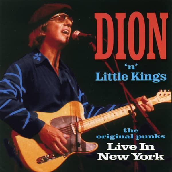 Live In New York City (Mercury Lounge 1996)