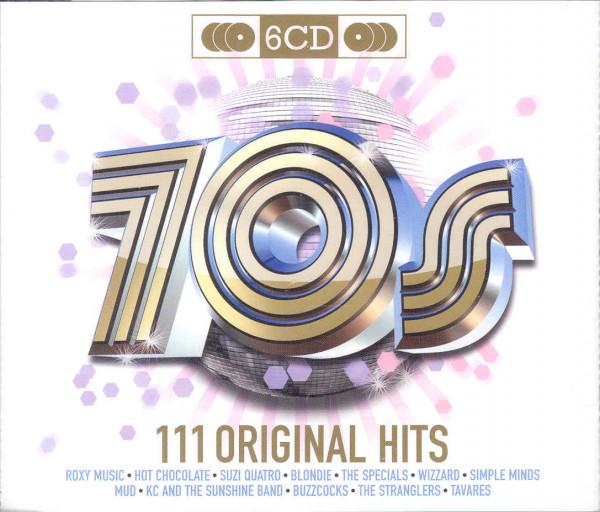 Seventies - Original Hits 6-CD