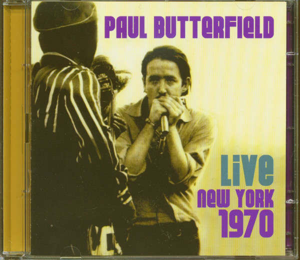 Live New York 1970 (2-CD)