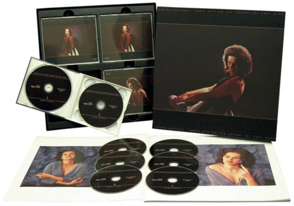 Tears Will Be The Chaser..(8-CD Deluxe Box Set)