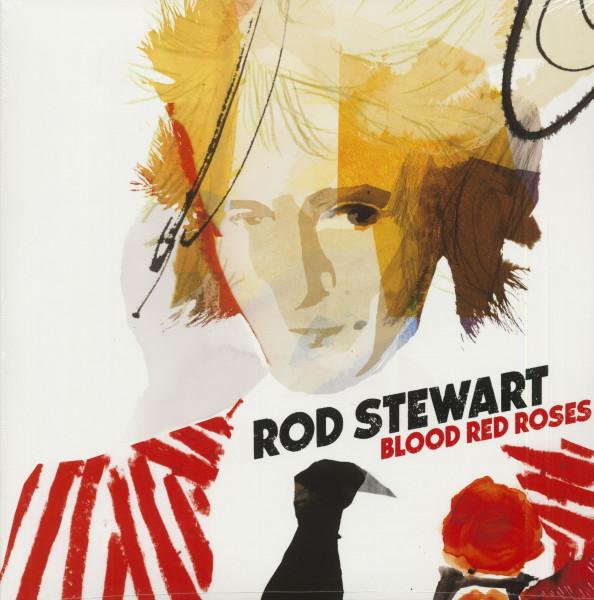 Blood Red Roses (2-LP, 180g Vinyl)