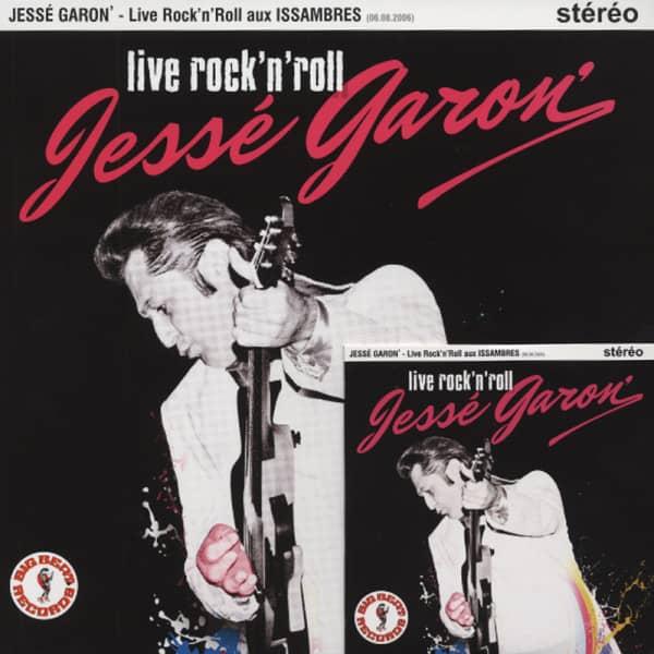 Live Rock & Roll...plus (25cmLP&CD) Ltd.