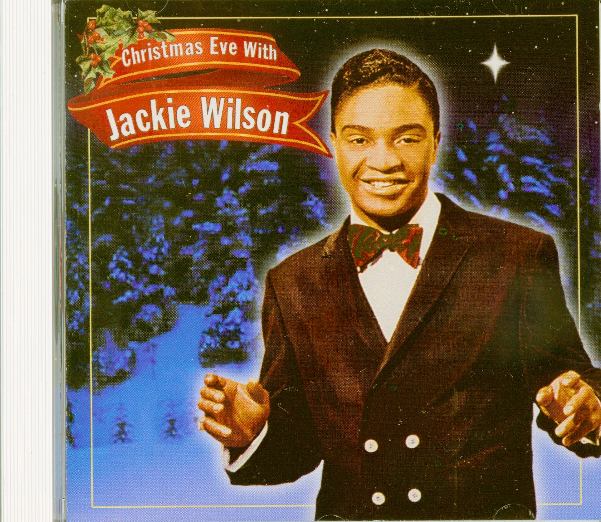 Jackie Wilson CD: Christmas Eve With Jackie Wilson - Bear Family Records