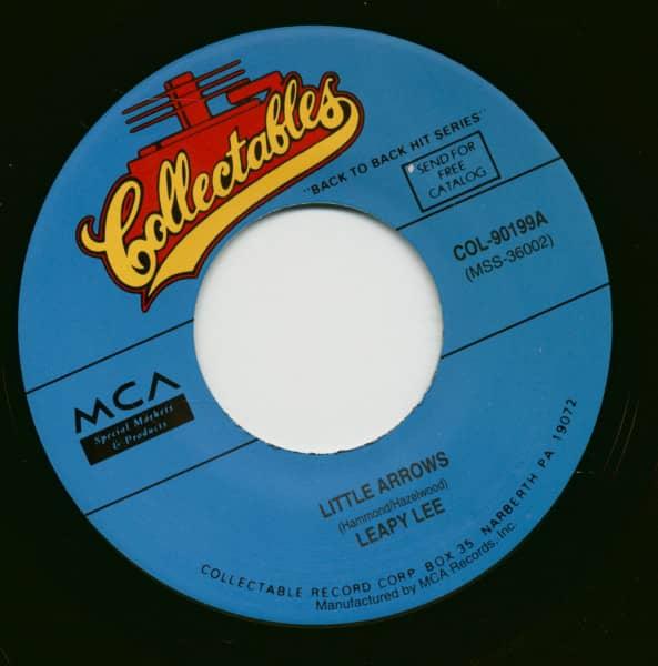 Little Arrows - Chirpy Chirpy Cheep Cheep (7inch, 45rpm)