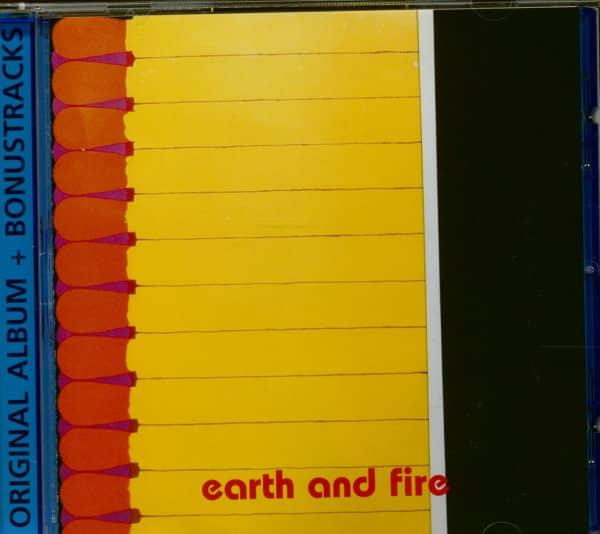Earth & Fire (CD)