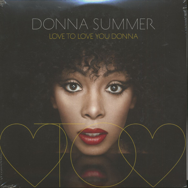 Love To Love You Donna (2-LP)