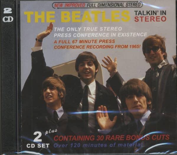 Talkin' In Stereo (2-CD)
