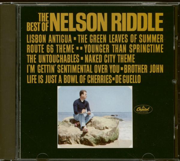 The Best Of Nelson Riddle (CD)