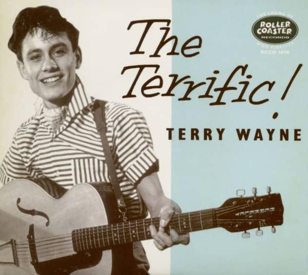 The Terrific ! (CD)