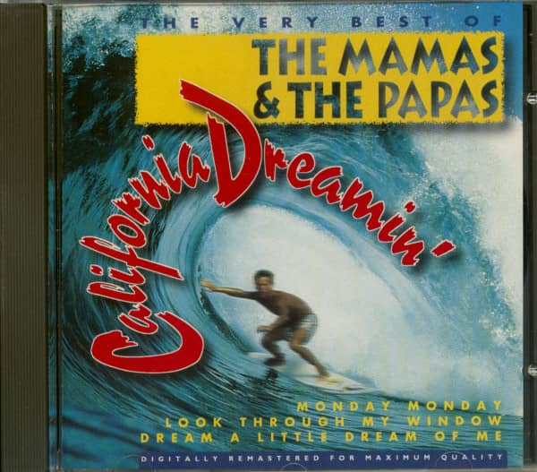 California Deamin'- The Very Best Of The Mamas & The Papas (CD)