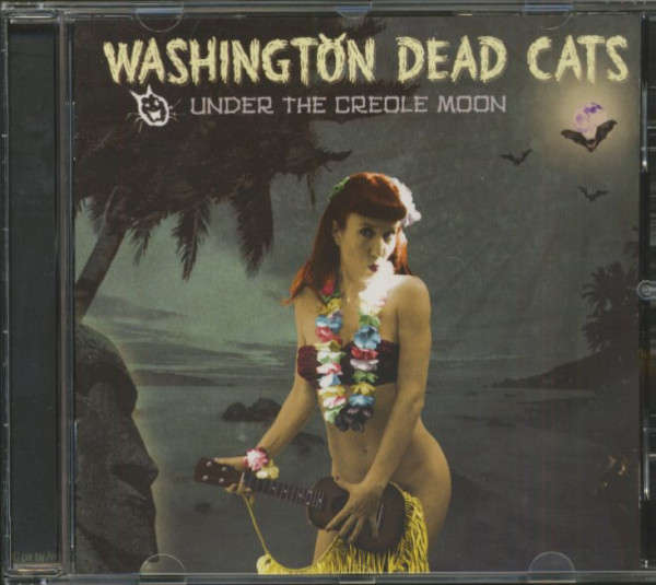 Under The Creole Moon (CD)