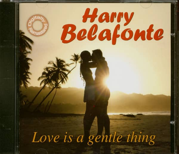 Love Is a Gentle Thing (CD)