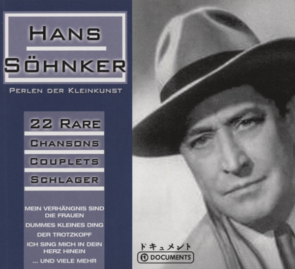 22 Rare Chansons, Couplets, Schlager