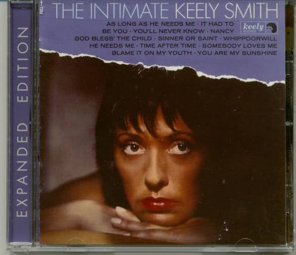 The Intimate Keely Smith (CD)