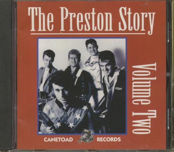 The Preston Story, Vol.2 (CD)