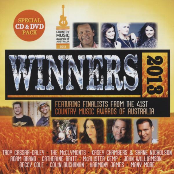 CMAA Awards - Winners 2013 (CD&DVD)
