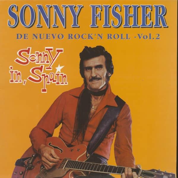 Sonny In Spain (feat.Sleepy LaBeef) (LP)