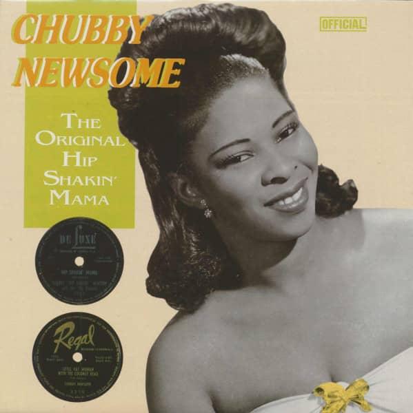 The Original Hip Shakin' Mama (LP)